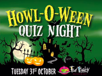 Howl-O-Ween Quiz Night 2017