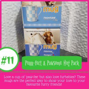 Purr-fect & Pawsome Mug Pack #11