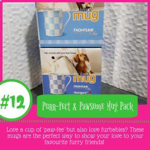 Purr-fect & Pawsome Mug Pack #12