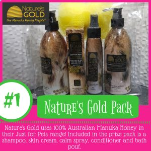 Nature's Gold Pack #1