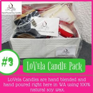 LoVela Candle Pack #3