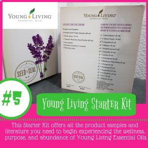 Young Living Starter Kit #5