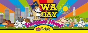 WA DAY TREASURE HUNT BANNER